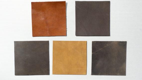 En Hosbo contamos con una línea ecológica de pieles sin cromo