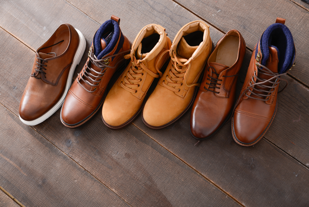 Multiples beneficios de utilizar zapatos de piel