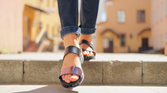 Take care of your leather sandals in summer with a few simple tips