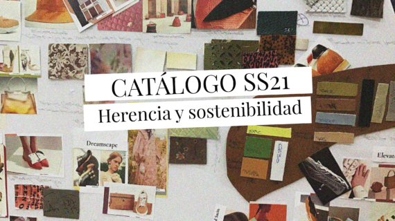 Catalogue SS21; Heritage and Sustainability