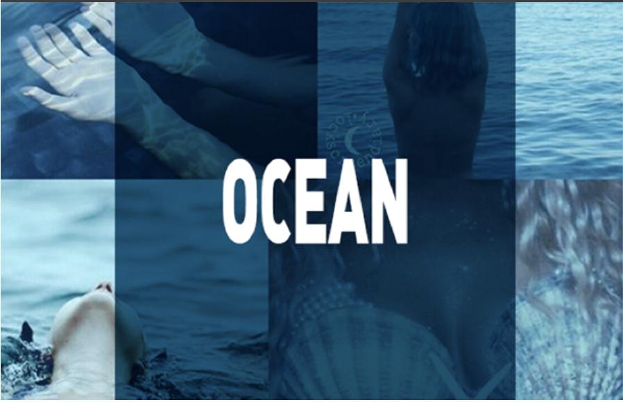 Guía de colorSS21; OCEAN