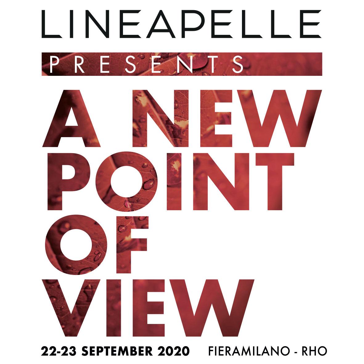 """Lineapelle celebrará """"A new point of view"""" los días 22 y 23 de septiembre"""